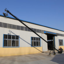 12m 2 axis jimmy jib crane for with motorized dutch head loading 16kg Professional Jimmy Crane Jib цена и фото