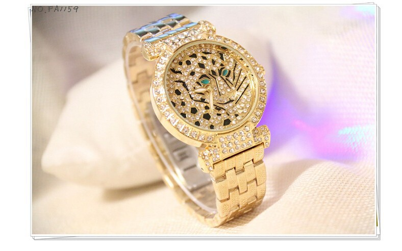 Luxury Lady Diamond Watches