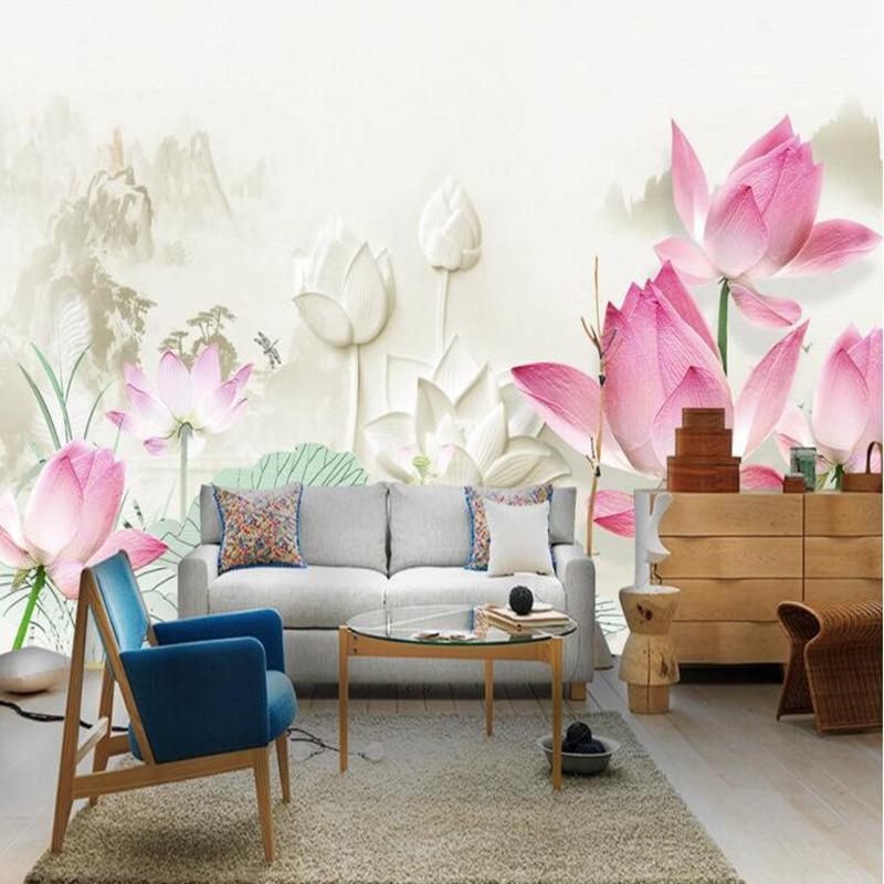 Mural Wall Art Wall Decor Ideas 3d Home Wallpaper Hd Chinese Ink