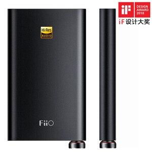 Image 4 - Fiio Q1 Mark II היי Res אודיו ילידים DAC DSD אוזניות מגבר XMOS 384 kHz/32 קצת iphone/iPad/מחשב AK4452 Q1II