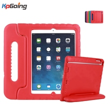 "Case for ipad mini 4 tablet case7.9 ""para los niños del cabrito con mango stand case para ipad mini 4 proteger la tableta titular de tapa dura"
