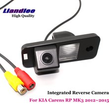 Liandlee For KIA Carens RP MK3 2012~2015 Car Rearview Reverse Camera Backup Parking Rear View Camera / Integrated SONY CCD HD