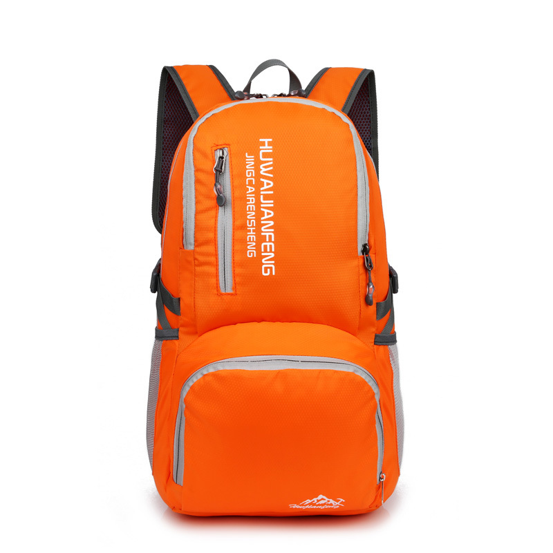 Trekking Blue In Blue 40l Nylon green light Fitness Donna Black Green Uomo orange Sports deep Da deep Campeggio Alpinismo Blue Lightweight Borsa Outdoor Pieghevole Viaggio Palestra sky Zaino gg7Sq04U