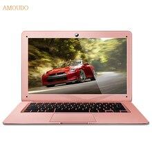 Amoudo-6C Плюс 14 дюйма 8 ГБ + 240 ГБ + 500 ГБ Intel Core i7-4500U/4510U/4550U Windows 7/10 Система 1920×1080 P Ноутбук ноутбука