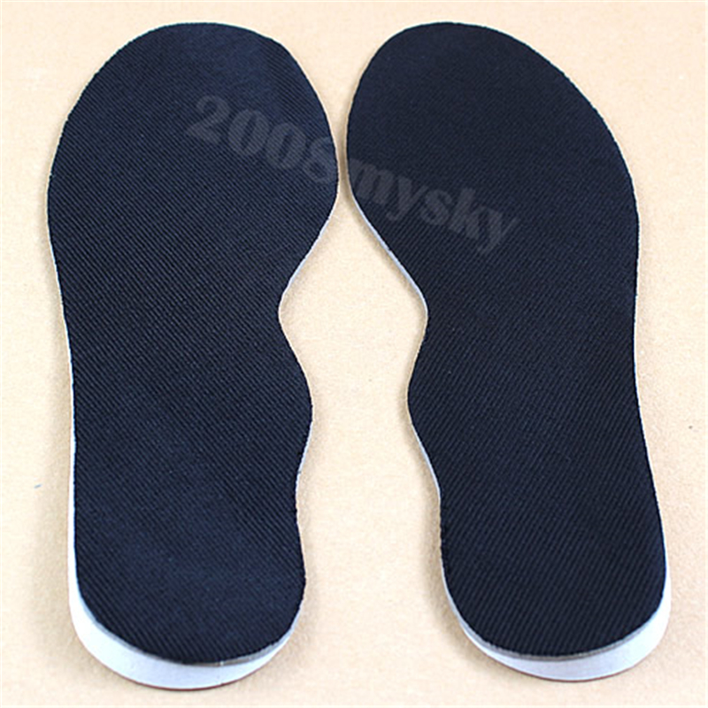 Universal Women Comfort Foot Orthotic Arch Support Sports Shoe Insoles Pads New High Quality Solid Height Incresing Hard-wearing high quality o leg orthotic shoe pad arch support insoles foot care massage shoes pads shock absorbant breathable insole xd 042