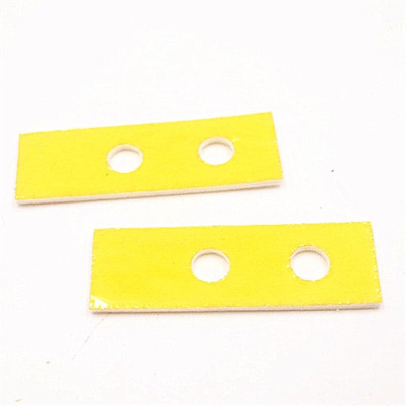 5 pcs *CR-7/CR-8/CR-10 heating block cotton Ceramic Insulation Tape for Creality 3D printer MK7/MK8 heater block
