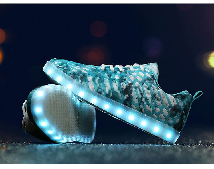 Led Sneakers Mistery 18