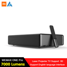 "Xiaomi Newest WEMAX ONE PRO Laser Projector 7000 Lumens 150"" 1080P FHD Android WiFi Bluetooth4.0 Home Theater 3D Dolby Sound"