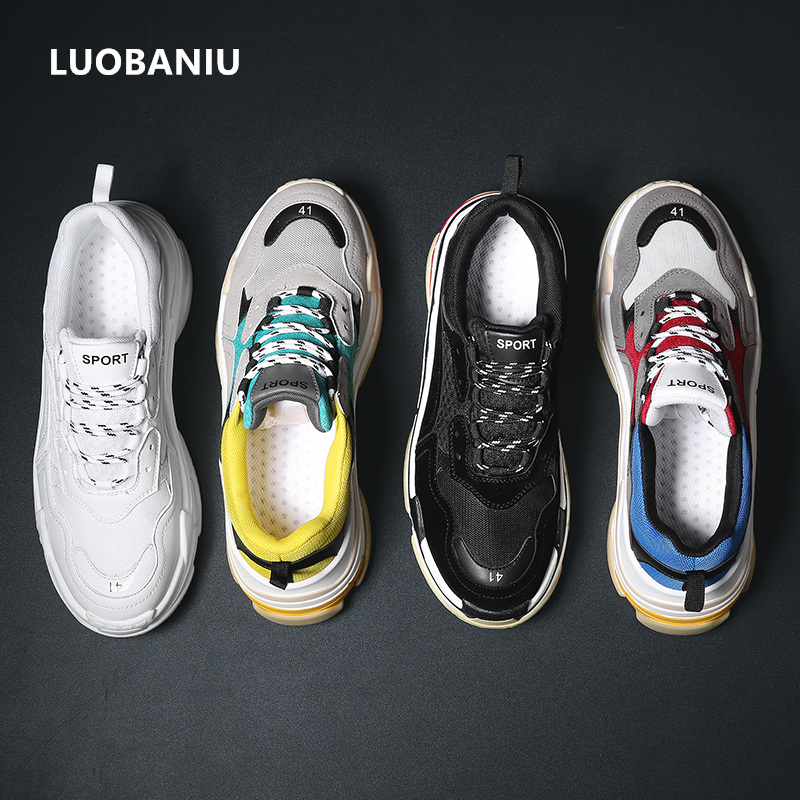 US $35.4 41% OFF|2018 New men shoes casual tenis masculino adulto Comfortable lace up sneakers scarpe uomo Walking shoes men sapato masculino in Men's