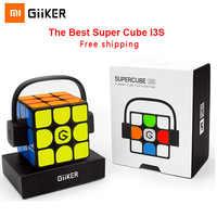 Nouvelle Version Xiaomi Giiker i3s AI Intelligent Intelligent Super Cube Intelligent magique magnétique Bluetooth APP synchronisation Puzzle jouet pour les enfants