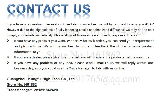 6 - contact us