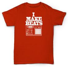 """Killer """"I Make Beats"""" men's t-shirt"""