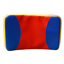 купить Kick Boxing Pad Karate Taekwondo Boxing Kick Punch Pad Foot Target  Thai Boxing Sandbag Training Gear Punching 2 Colors дешево