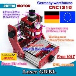 ЕС Бесплатный НДС бенбокс CNC 1310 гравировальный станок для резки металла, гравировка ПВХ, PCB, алюминий, медь гравировальный станок мини фрезер...