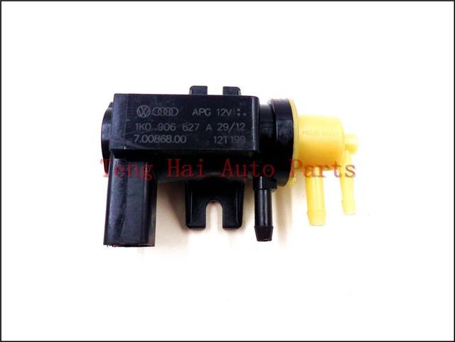 Para OEM VW N75 Solenóide De Pressão de Turbo Boost Conversor Válvula Mk4 TDI ALH 1.9L '99-03 1K0906627A