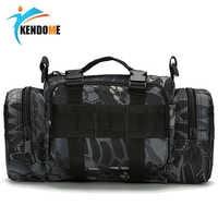 Hot Outdoor Military Tactical Waist Bag Waterproof Nylon Camping Hiking Backpack Pouch Hand Bag mochila military bolsa