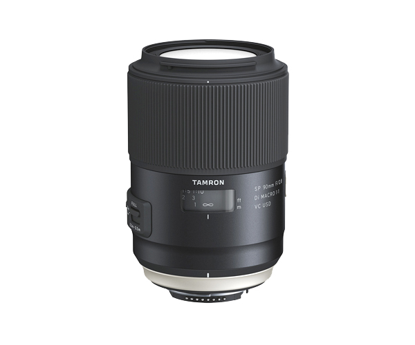 Tamron SP 90mm F/2.8 Di MACRO 1:1 VC USD Image Stabilization Lens For Nikon tamron sp 45mm f 1 8 di vc usd black объектив для nikon