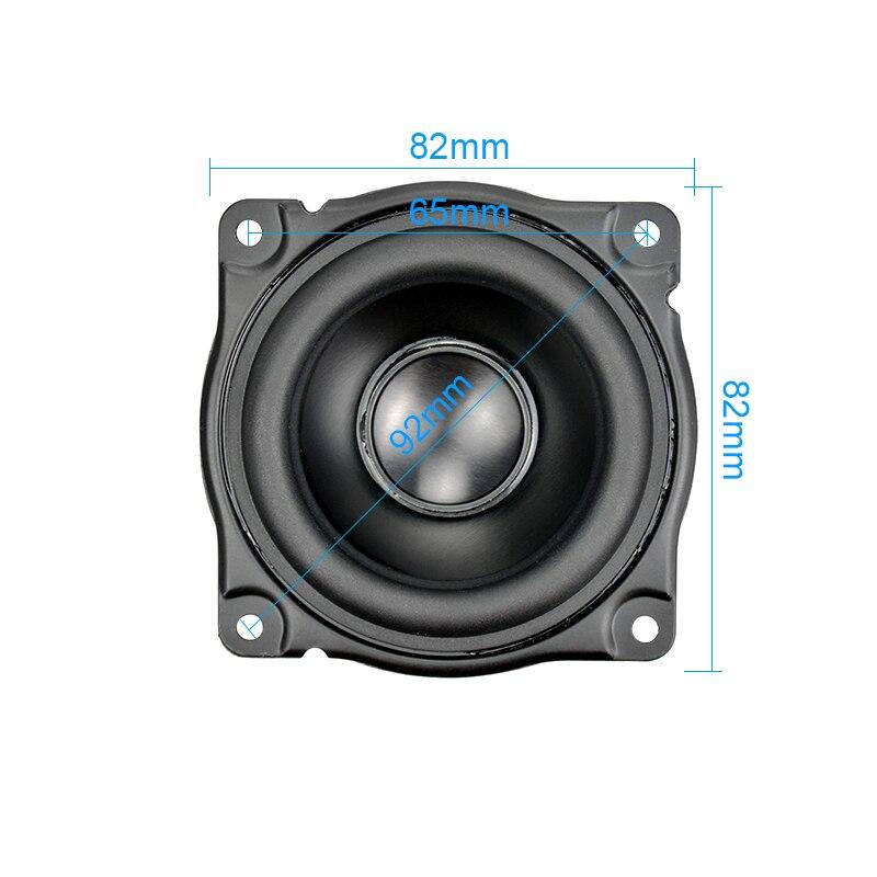4 inch bass radiator woofer passive speaker hifi audio diy for harman//kardon NM