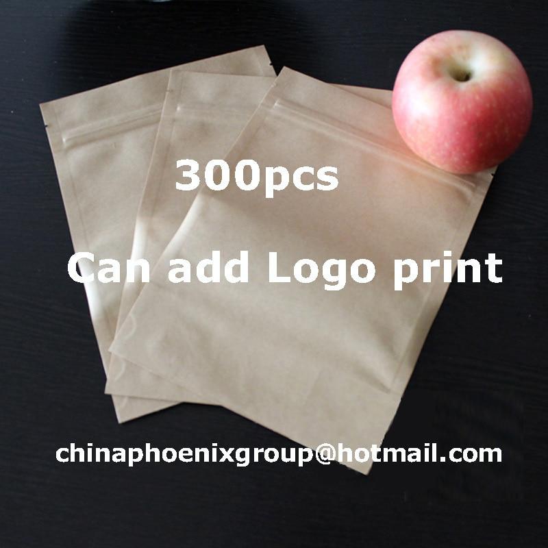 Paquet de papier sacs de stockage de nourriture quantité 300 pièces accepter impression personnalisée détails contacter le vendeur