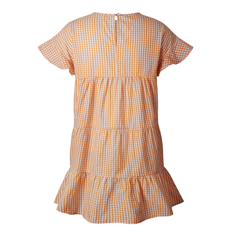 2399fe3953 2018 New Casual Style Plaid Solid Women Beach Summer Dress Fashion Ladies  Mini Dress Women Party Dress ZLD773-in Dresses from Women's Clothing on ...