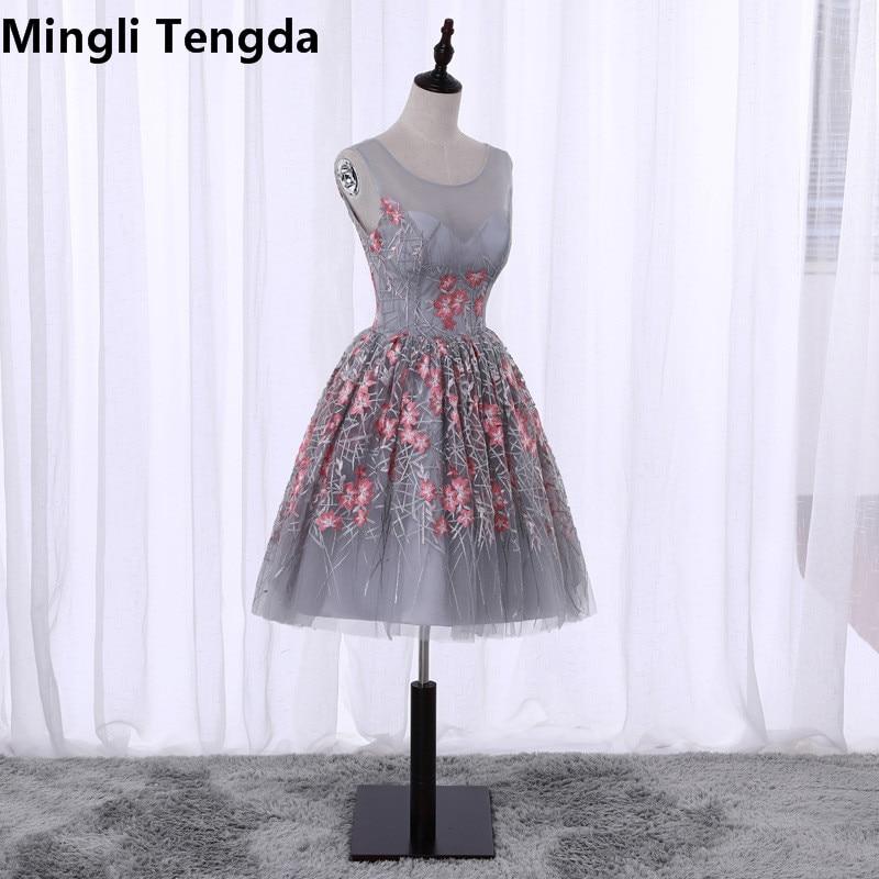 Mingli Tengda Candy Color   Bridesmaid     Dress   Wedding Party   Dress     bridesmaid   Lace Up Elegant Lady   Dress   Short   Bridesmaid     Dresses