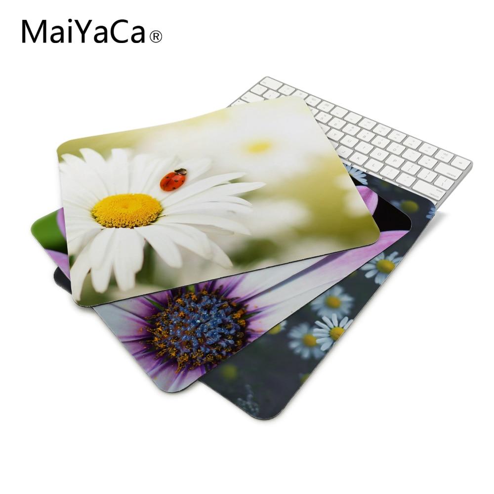 Leppäkerttu on daisy Custom Design Hiirimatto Tietokone 180mmX220mmx2mm Gaming MousePads