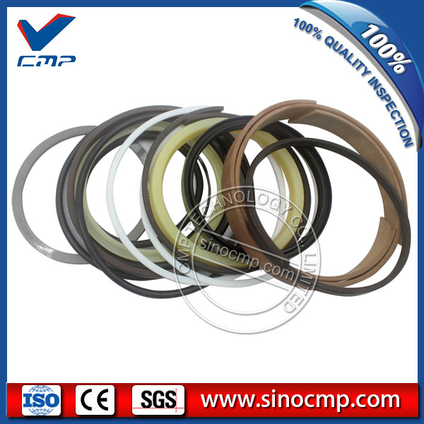PC350-6 bucket cylinder oil seal service kits, repair kit for Komatsu excavatorPC350-6 bucket cylinder oil seal service kits, repair kit for Komatsu excavator