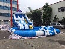 (China Guangzhou) Hersteller, die aufblasbare Dias, aufblasbare Schlösser, aufblasbares Hindernis COB-34 verkaufen