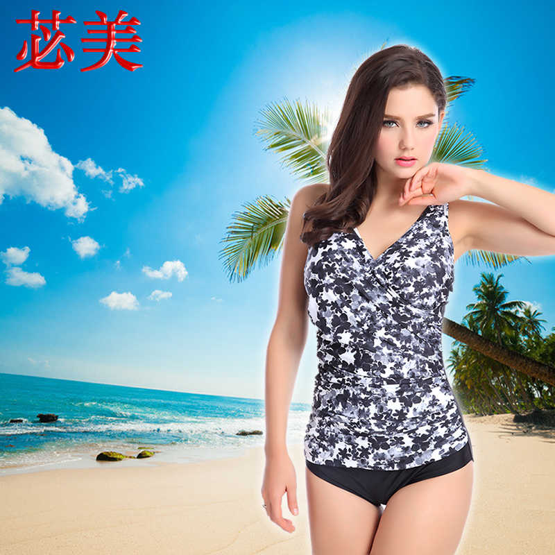 b4506f8364092 128 BIMEI Pock eted Swimwear Mastectomy Swimsuit for Silicone Fake Breast  Form Breast Cancer Woman Swimwear