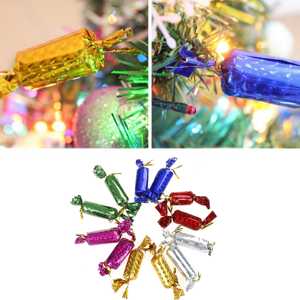 Bag Xmas Tree Bubble Candy Pendants Christmas Ornament Hanging Decorations  Xmas Baubles For Christmas