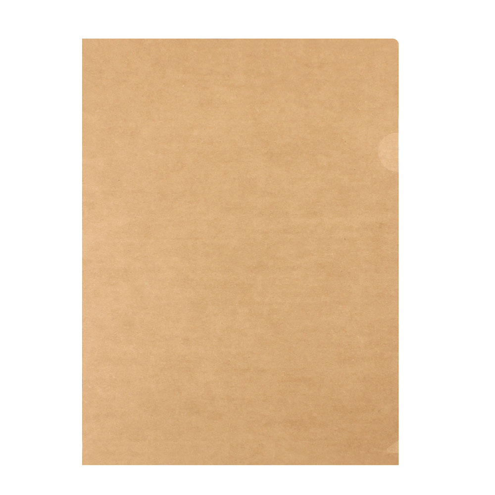 wholesale 3122cm filling a4 paper document bags party holder pocket blank brown kraft paper file folders school office supplies a4 paper file folder
