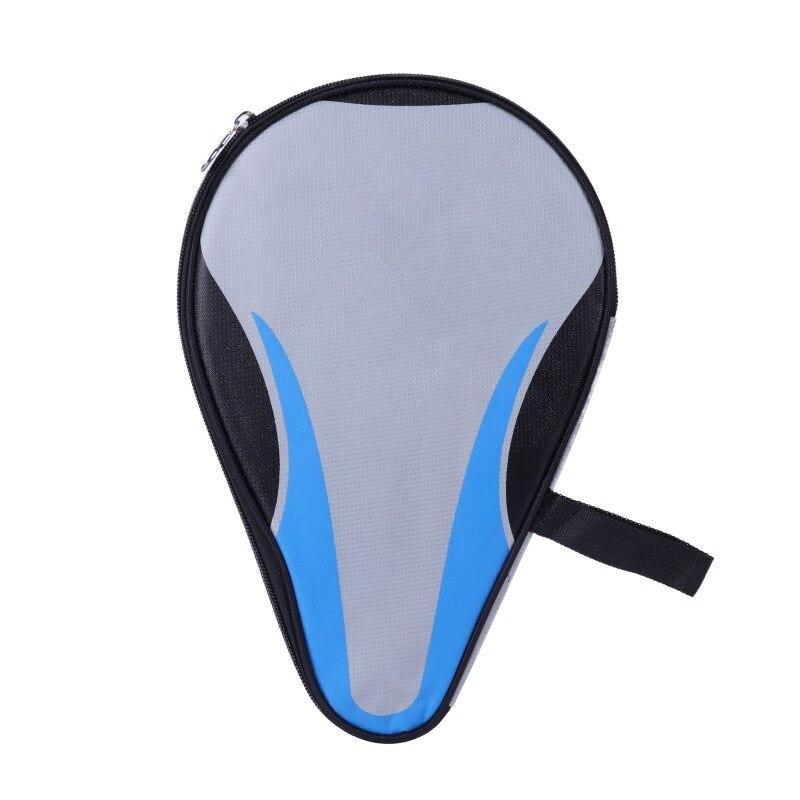 Boer Table Tennis Racket Bag Set Hulu Bag High-grade Steel Ring Bag Full And Not Deformed Waterproof Dustproof