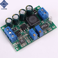 3A DC UPS Power Module Battery Charging Module Precise For Lithium Battery Lead Acid Battery Charging