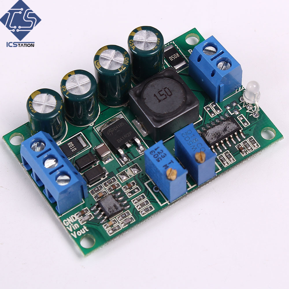 3A DC UPS Power Module Battery Charging Module Precise For Lithium Battery Lead Acid Battery Charging Board hot sale 5v 2 1a power bank charger module charging board pcb diy lithium battery for xiaomi new 2017