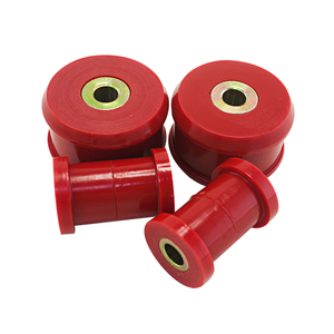 Image 2 - VR   Front Control Arm Bushing Kit FOR VW Beetle 98 06 / Golf 85 06 / Jetta 85 06 Polyurethane BLACK,RED VR CAB01