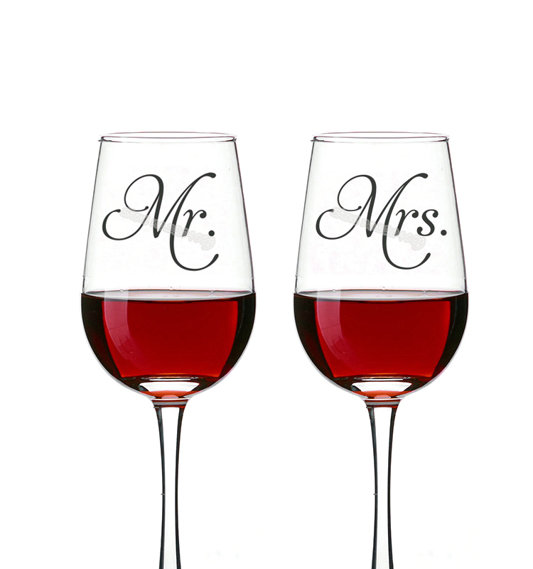 car//wall wine glasses great for tumblers,laptops custom vinyl name decal etc