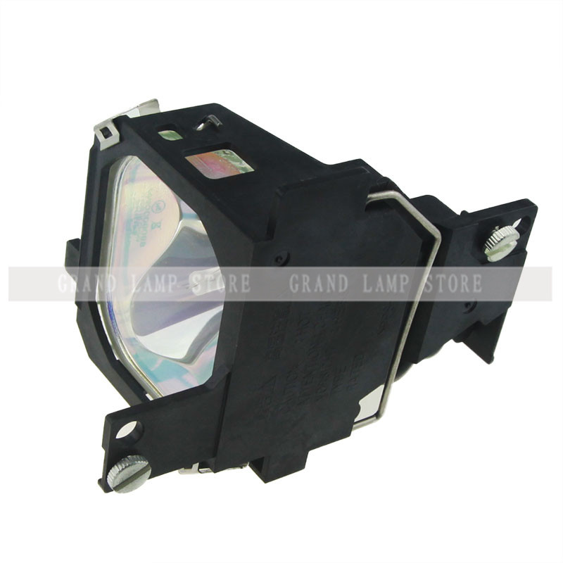 Replacement Projector Lamp With Housing ELPLP09 / V13H010L09 For EPSON ELP-7250 / ELP-7350 / EMP-5350 /7250 / 7350 Happybate lamp housing for epson elp lp32 elplp32 projector dlp lcd bulb