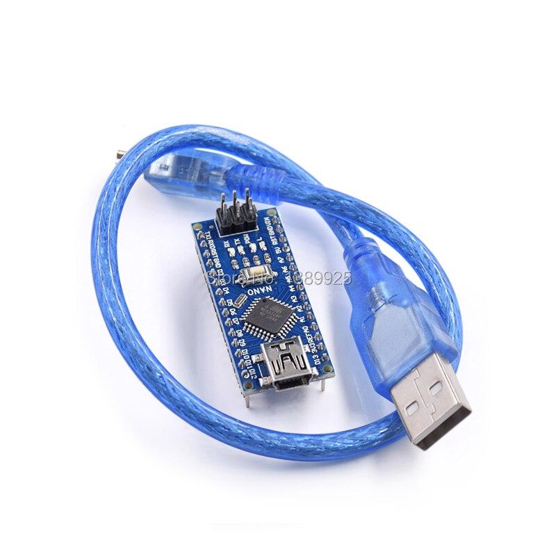 Nano 3.0 Controller Compatible With Nano CH340 USB Driver With CABLE NANO V3.0