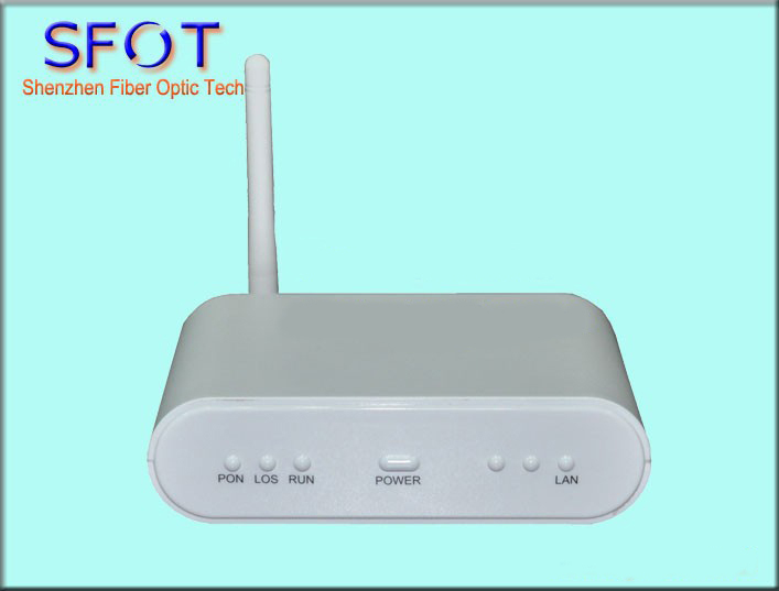 Сетевые роутеры телекоммуникационное оборудование 1GE ONU wifi EPON GEPON с оптическим сетевым блоком и оптическим сетевым окончанием, соответствуют zte и Fiberhome OLT