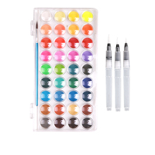 Excellent Painting paint Solid Watercolor Paint Set With Pai
