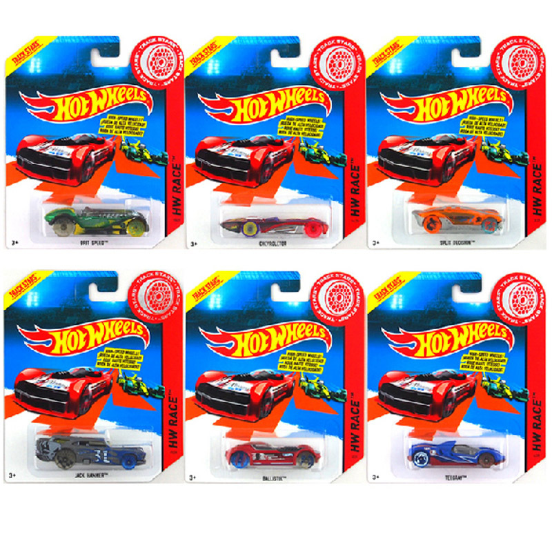 Authorized sales Hot Wheels 1:64 Sports car series kids toys Model ...