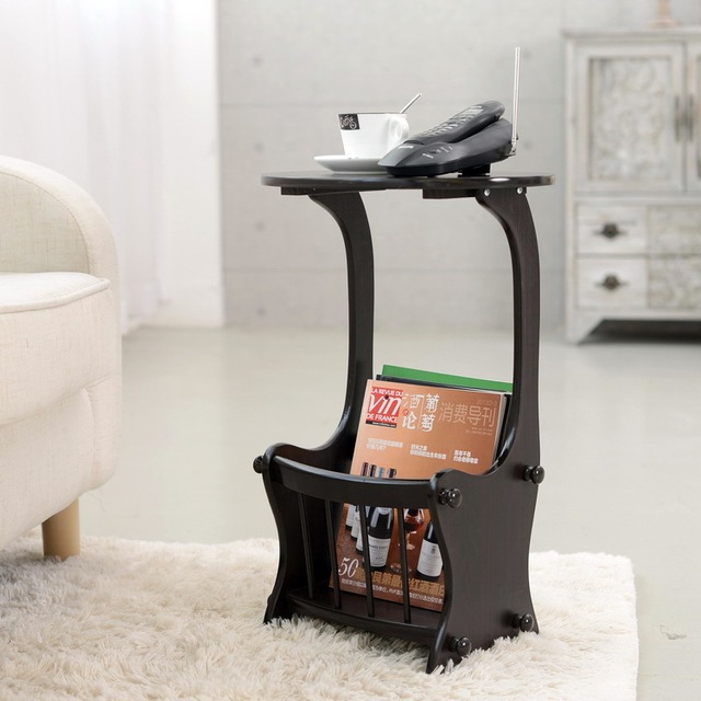 Multipurpose Coffee Tables with Storage rack Eco-friendly fibreboard tea table Side tables  Living Room Furniture