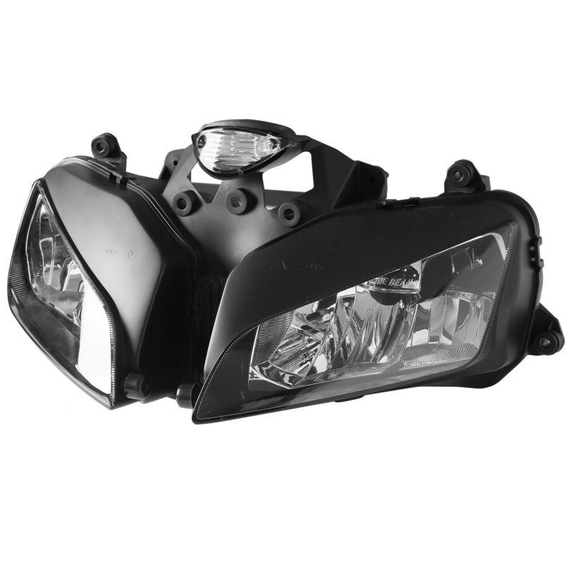 Motorcycle Front Headlight Head Light Headlamp Assembly For Honda CBR600RR 2003-2006 CBR 600 RR 03-06 2004 2005 changan for mazda 2 m2 headlights headlight assembly front lights light headlamp