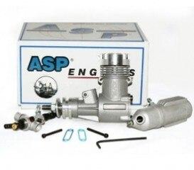 ASP 2 Stroke S21A 3.4CC Nitro Engine for RC Airplane
