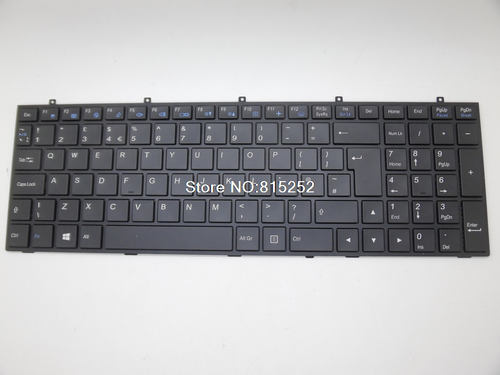 Laptop Keyboard For Gigabyte P17F V2 V3 V5 V7 P2542G P2742G-CF1 P27G V2 Spain SP Swiss SW Traditional Chinese TW Turkey TR New new laptop keyboard for medion md98068 md98081 md98083 md98099 md98101 md98102md981895 md98231 md98232 md98233 sw switzerland