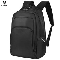 Vbiger Business Laptop Backpack Large Capacity School Daypack Waterproof Travel Backpack With USB Cable For Men