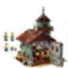 Модель здания наборы совместимы с lego 21310 2049 шт. MOC серии старый Рыбалка набор магазина строительные блоки кирпичи