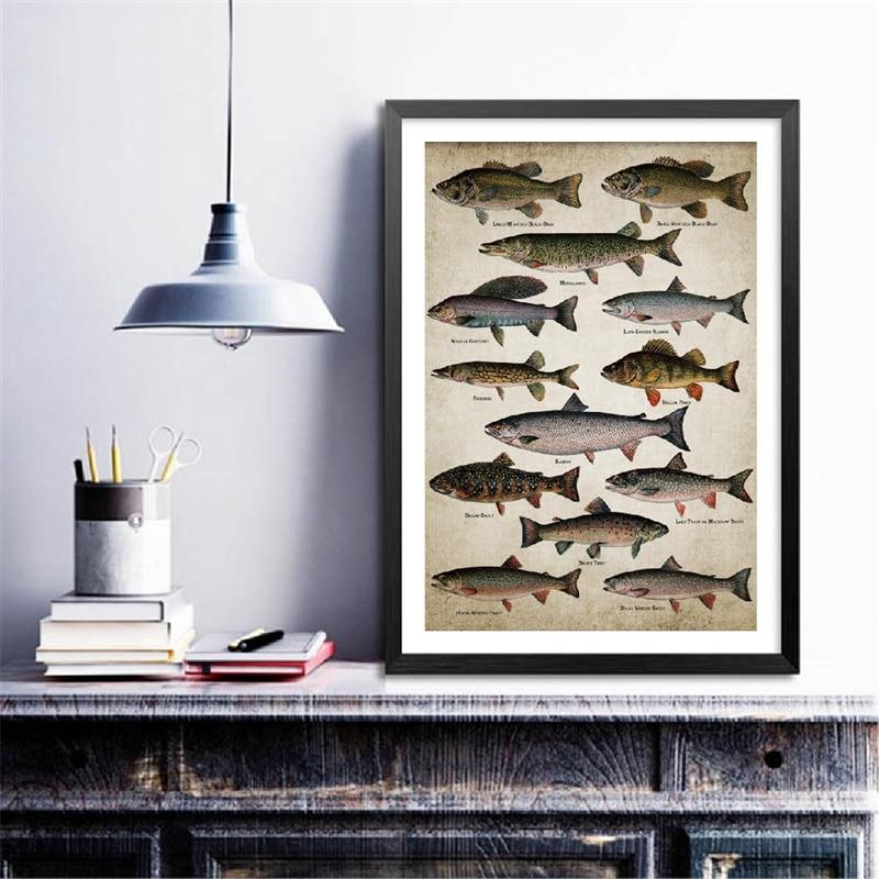 Fishing Wall Art Print