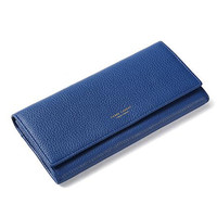 COOSKIN wallets women's long section really leather thin section leisure BRAZZA WALLET Ms. wallet FREE SHIPPING