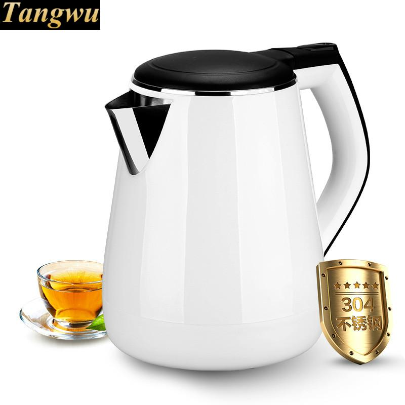 лучшая цена electric kettle is insulated automatically without electricity, boiling water pot